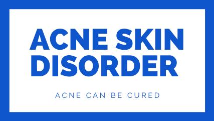 Acne Skin Disorder